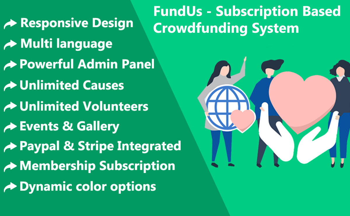 How to install FundUs – Subscription based crowdfunding system?